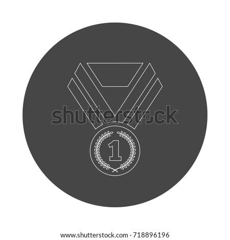 award medal icon