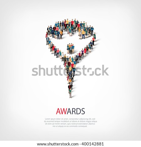 awards people
