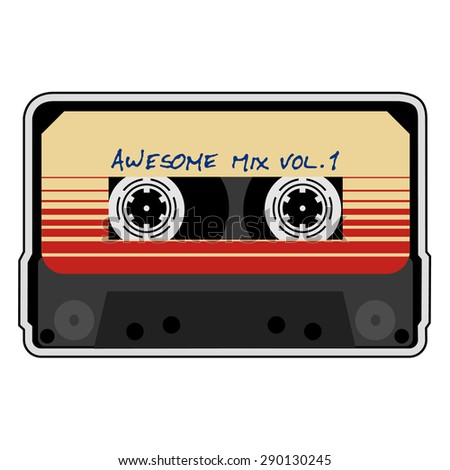 awesome  mix tape  audio
