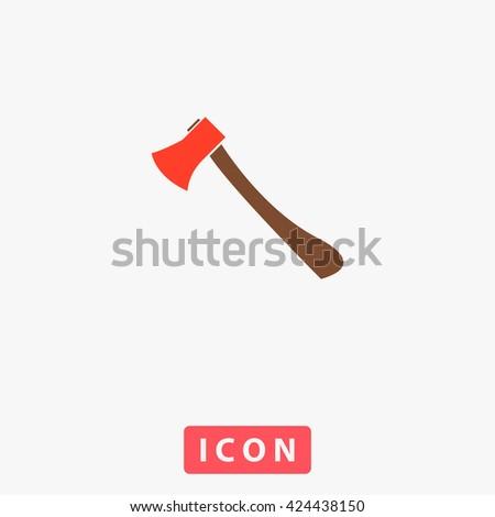 axe icon axe icon vector axe