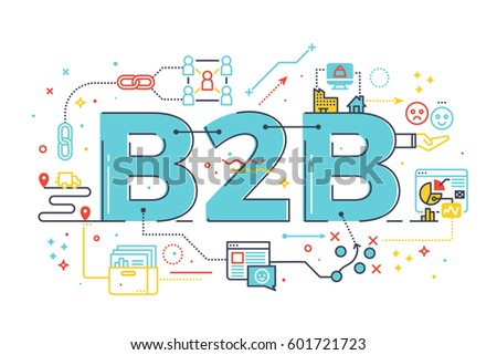 b2b   business to business ...