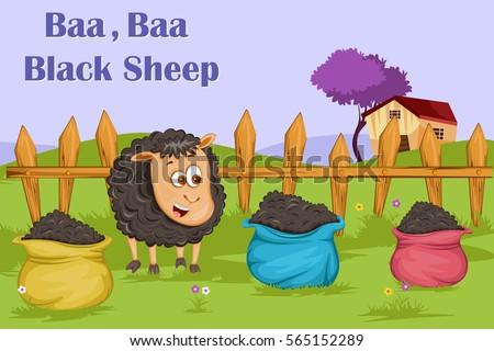 baa baa black sheep  kids