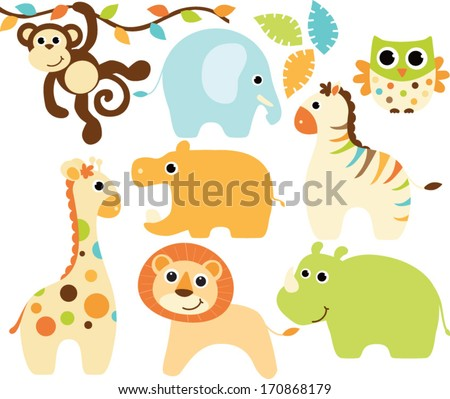 baby animals download free vector art stock graphics images rh vecteezy com baby animal clip art black and white baby farm animal clip art