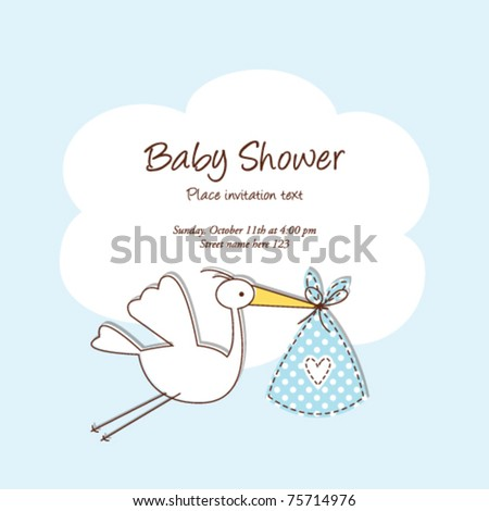 baby arrival card   baby