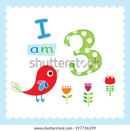 baby bird i am 3 years old