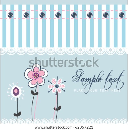 stock-vector-baby-blue-card