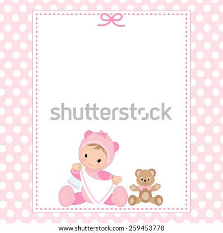 stock-vector-baby-girl-shower-invitation-card