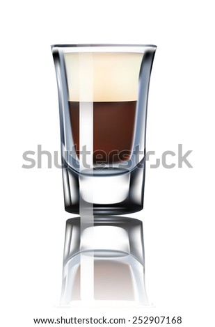 baby guinness shot glass