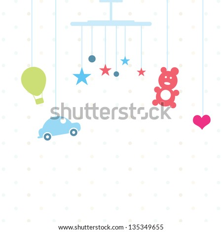 Baby icons ( objects, concepts and elements) vector illustration