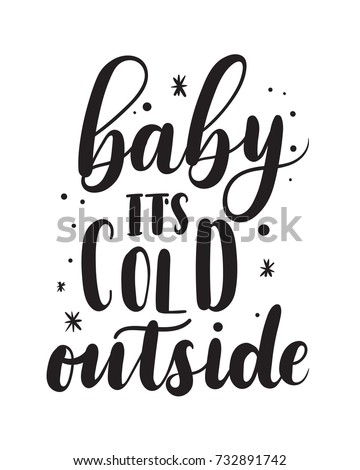 baby its cold outside romantic
