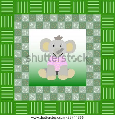 baby's pattern