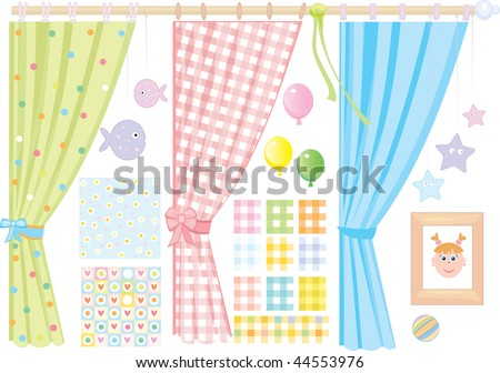 baby's room    elements for