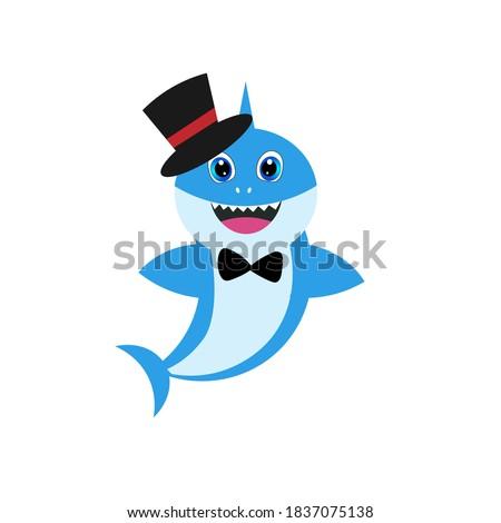 baby shark  greeting card