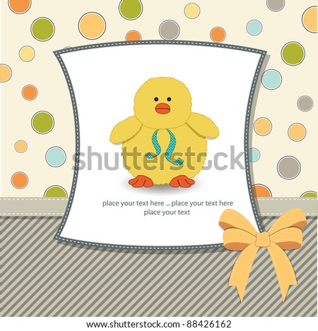 Duck Invitations as nice invitations design