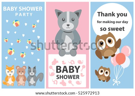 Vector Images Illustrations And Cliparts Baby Shower