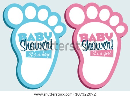 Royalty free stock photos and images baby shower invitation feet baby shower invitation feet filmwisefo