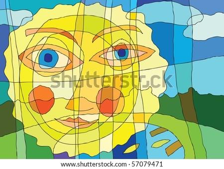 baby sun