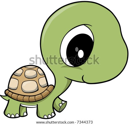 Baby Images Photos on Baby Turtle Vector Illustration   7344373   Shutterstock