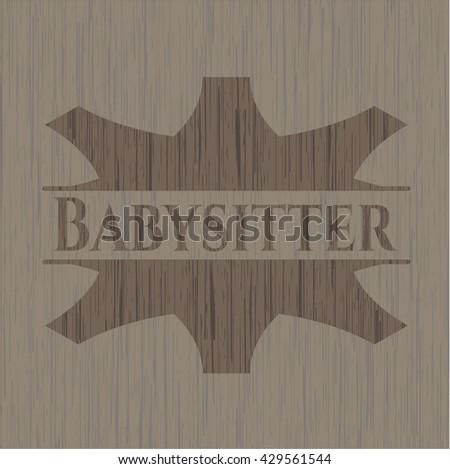 Babysitter realistic wood emblem