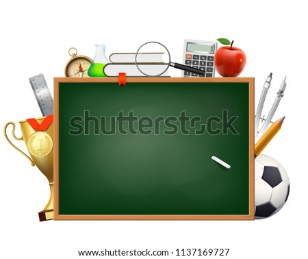 back to school sale chalk board vector download free vector art