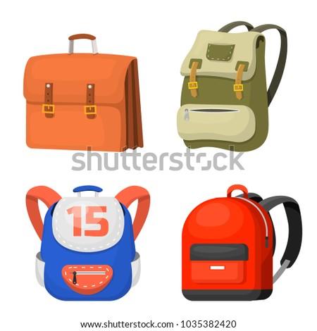 back to school kids backpack