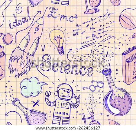 back to school  science lab