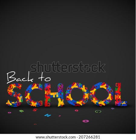 stock-vector-back-to-school-vector-illustration-made-from-colorful-letters-on-dark-background