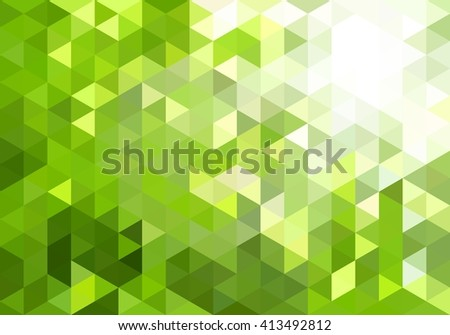 background abstract polygon