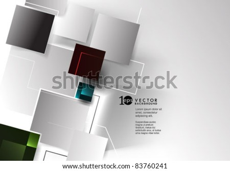 Background- Abstract Vector Illustration