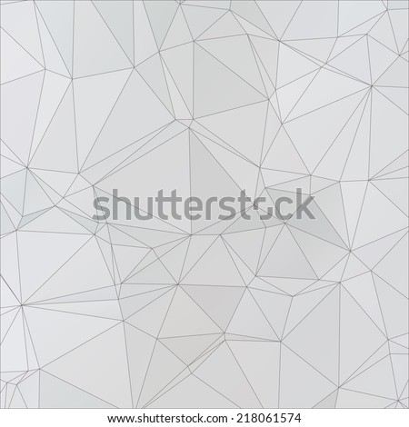 background abstract vector polygon