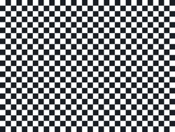background black and white squares