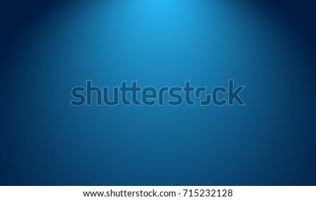 background blue and dark
