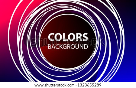 background color  gradient