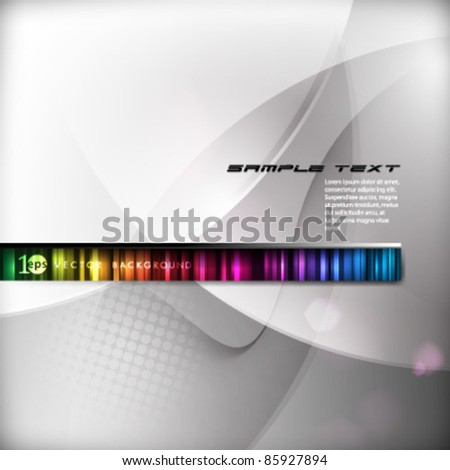 Background- Eps10 Abstract Vector Illustration