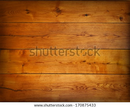 background from oak boards