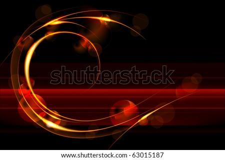 Background Glowing, eps10