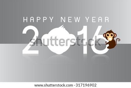 background happy new years 2016