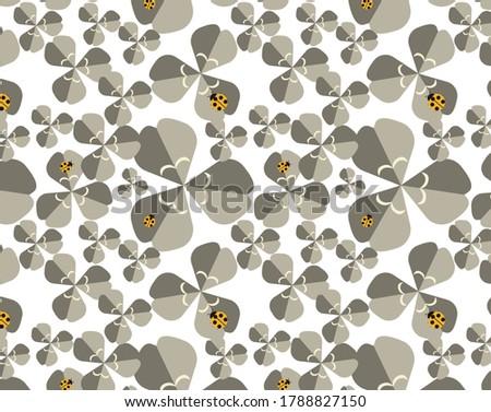 background image of a ladybug