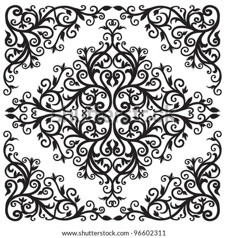Black And White Graphic Background Black And White Graphics
