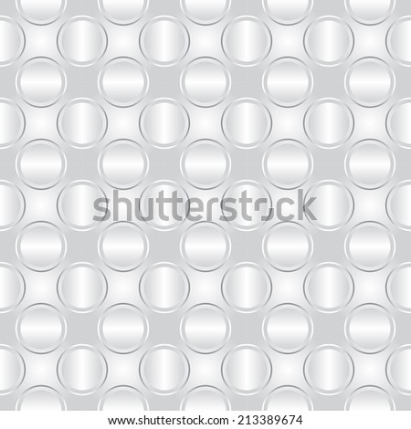 Background infinite grid with metal motive for printing wallpaper, walls, gift boxes, papers, bags, containers, floors, or creating frames and metal imitation