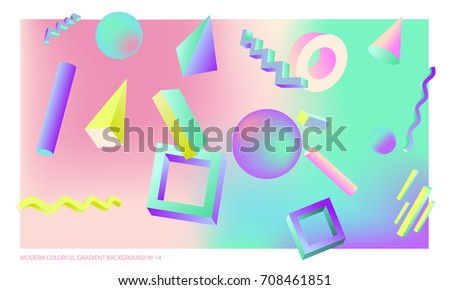 background multicolored