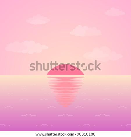background  natural landscape