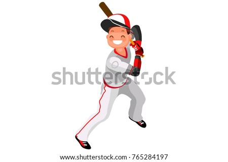background of baseball with