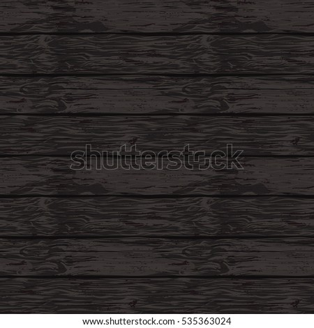 background of black wood