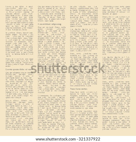 background of pages of vintage...