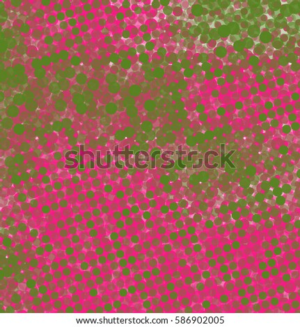 background of pink and green