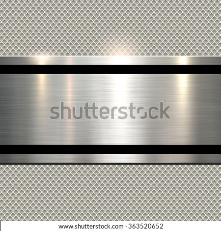 stock-vector-background-polished-metal-texture-over-seamless-pattern-vector