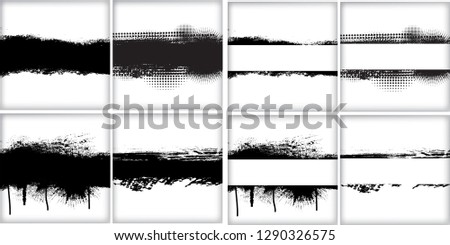 Background.Texture Vector.Dust Overlay Distress Grain ,Simply Place illustration over any Object to Create grungy Effect .abstract,splattered , dirty,poster for your design. #1290326575