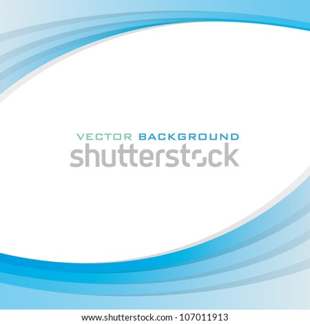 Background texture with blue and cool elements. Vector design.