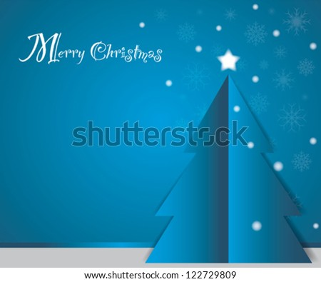 background theme as christmas concept - Shutterstock ID 122729809